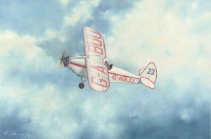Miles M2R Hawk Trainer | Guillermo Coll