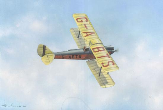 Percival Gull Prototype | Guillermo Coll