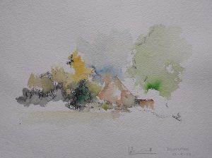 Un rincon de Folkestone | Guillermo Coll