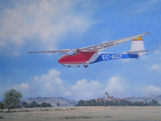 Slingsby T45 Swallow   Guillermo Coll