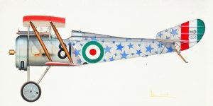 Hanriot HD-1 | Guillermo Coll
