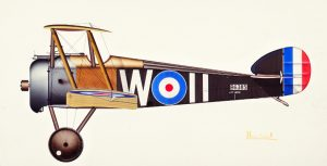 Sopwith F1 Camel | Guillermo Coll