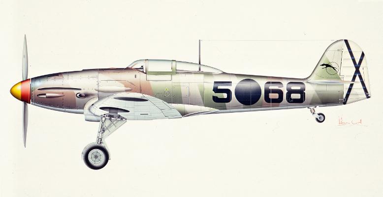 Heinkel HE 112B-O | Guillermo Coll