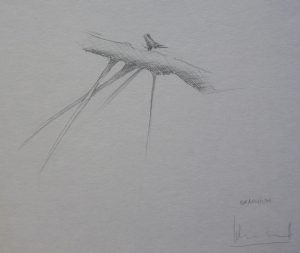 La serie blanca: apunte con Graphium | Guillermo Coll