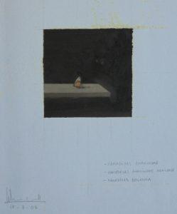 Sola (alone) | Guillermo Coll