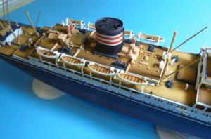 Guillermo Coll hikawa ship