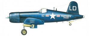 F4U Corsair Aircraft