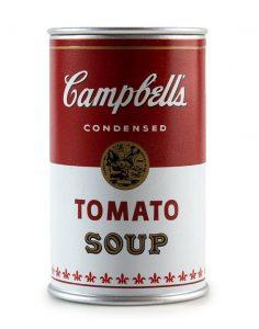 Warhol Campbells
