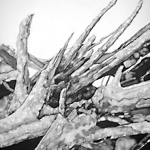 El arbol seco (dried tree) (IV) | Guillermo Coll